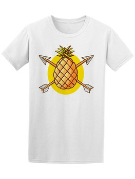 Pineapple Pierced With Arrows Men'S Tee -Image By Tee Tshirt Tee Shirt