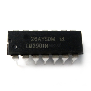 5pcs/lot LM2901N LM2902N DIP14 LM2901 LM2902 DIP LM2902P LM2901P DIP-14 new and original IC In Stock image