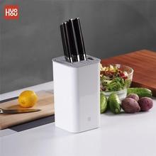 Le plus récent Original Huohou cuisine porte couteau multifonctionnel support de stockage porte outil couteau bloc support accessoires de cuisine