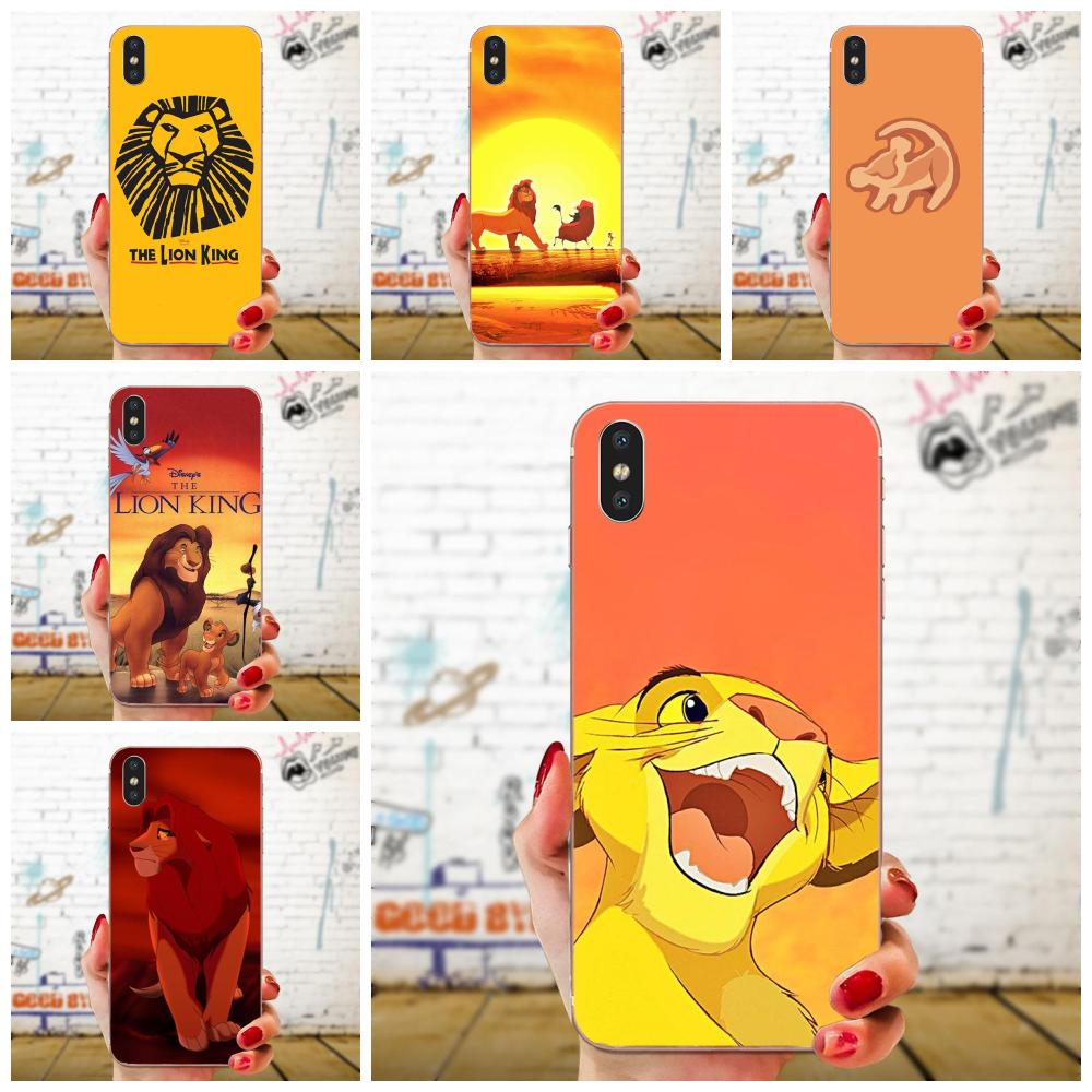 Fashion The <font><b>Lion</b></font> King For <font><b>Xiaomi</b></font> <font><b>Mi</b></font> note 9 10 mi10 mi9 mi8 pro lite SE <font><b>Mi</b></font> <font><b>A1</b></font> A2 A3 CC9 CC9E 9T Special image