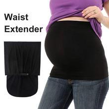 Удлинитель талии для беременных Многофункциональный прочный Пояс для брюк расширитель талии с пряжкой для беременных