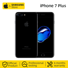 Unlocked Apple iPhone 7 Plus 3GB RAM 32/128GB IOS CellPhone LTE 12.0MP Camera Apple Quad-Core Fingerprint 12MP 2910mA(99% new)