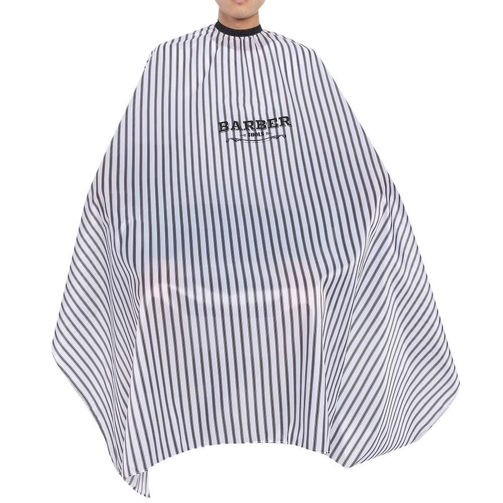 150*135cm Hairdressing Waterproof Apron Cutting Salon Haircut Cape Gown Anti-static Barber Wrap Hairdressing Tool