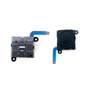 Image 3 - 3D Аналоговый джойстик для пальца, сменные сенсоры для Nintendo Switch Joy Con, контроллер NS, аксессуары с инструментами