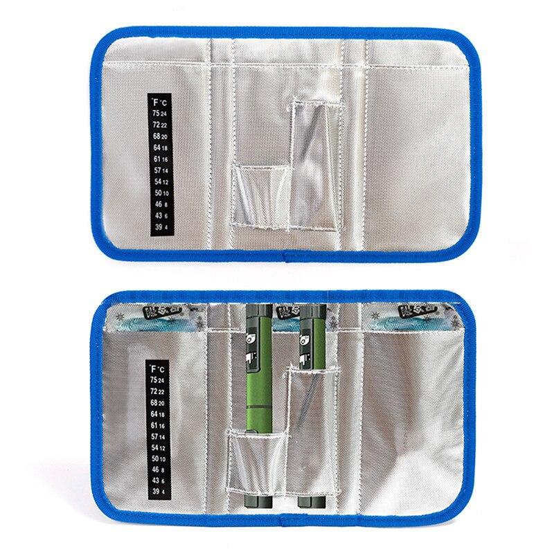 resfriamento protetor saco refrigerador médico viagem pocket
