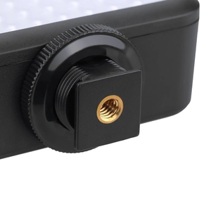 Image 4 - Đèn Flash Godox LED64 Video 64 Đèn LED Kép Nguồn Điện 5500 ~ 6500K Máy Ảnh DSLR Nhỏ DVR Cưới tin Tức Về Cuộc Phỏng Vấn