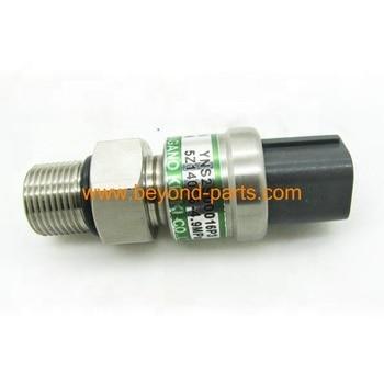 sk200-8 sk200-6 high pressure/low pressure Excavator sensor excavator parts kobelco sk200 210 230 350 8 6e 6 key ignition start switch yn50s00002p1 yn50s00029f1