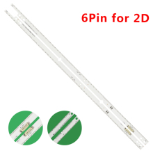 572Mm Led Backlight Strip 56/60Leds Voor Samsung 46Inch Tv LTJ460HN06 UA46ES5500R UE46ES5507K 2012SVS46 7032NNB 2D BN96 21463A