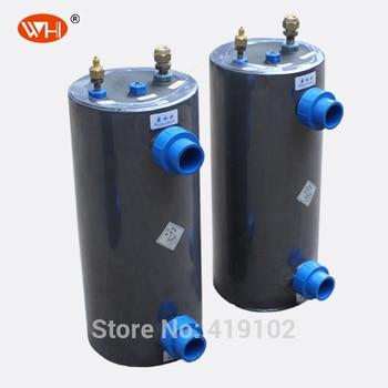 WHC-1.0DYW tube heat exchanger titanium aquariums development of storage system based on earth tube heat exchanger