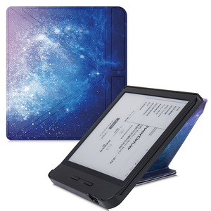 """Case for All-new 7"""" Tolino Vision 5 ebooks readers, Premium PU Leather Multiangle Origami Stand Shell Cover with Auto Sleep/Wake(China)"""