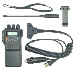 Image 5 - 25 30MHz AM FM Handheld CB Radio Walkie Talkie Two Way Radio Transceiver Radio Comunicador