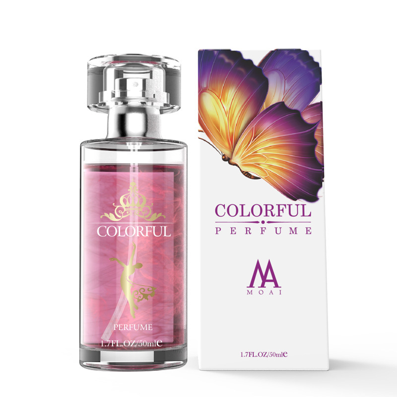 Pheromone Perfumed Aphrodisiac For Men Body Spray Flirt Perfume Attract Women Scented Water 50ML