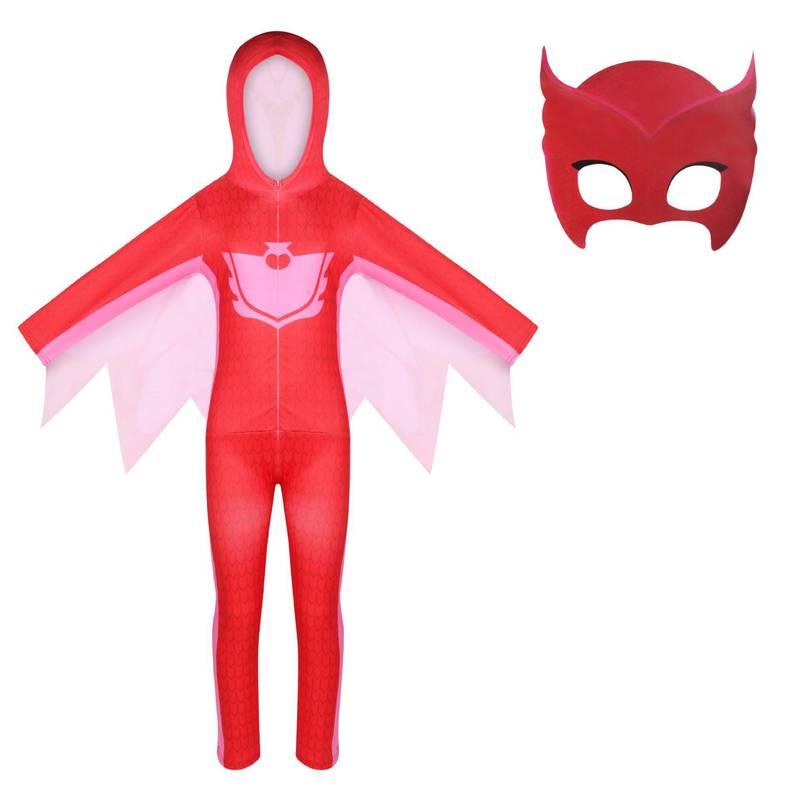2021 New Halloween children cartoon cat boy costume children hero jumpsuit costume Halloween children costume 6