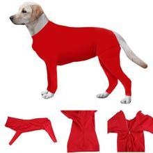 Эластичные колготки с защитой от выпадения шерсти для собак