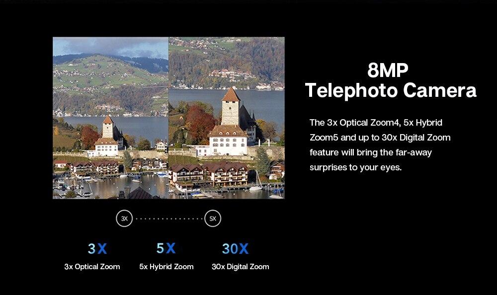 Original Honor V30 Pro Kirin990 5G 7nm Octa core Smartphone 8GB 128GB 256GB 16Core GPU 40mp Triple Camera 40W SuperCharge Android 10 (6)