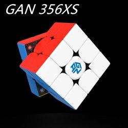 2019 neue GAN356XS Magnetische 3x3 Geschwindigkeit cube Professionelle Geschwindigkeit Magic Cube GAN356 X S Cubo Magico GAN356XS Puzzles für Kinder