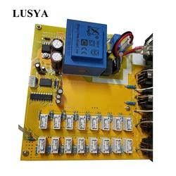Lusya-Placa de control de volumen de preamplificador de equilibrio de relé de alta precisión, potenciómetro de equilibrio, kits de bricolaje T1149