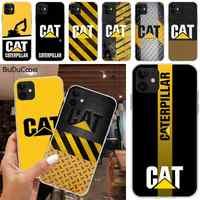 Logotipo CUCI Caterpillar. Funda de teléfono para iphone 5C 5 6 6s plus 7 8 SE 7 8 plus X XR XS MAX 11 Pro Max