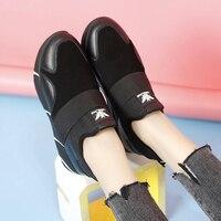 Women Sneakers Ladies Running Casual Shoes Breathable Mesh Flats Couple 9 S Ladies Tenis Footwear Krasovki Accessories Supplies