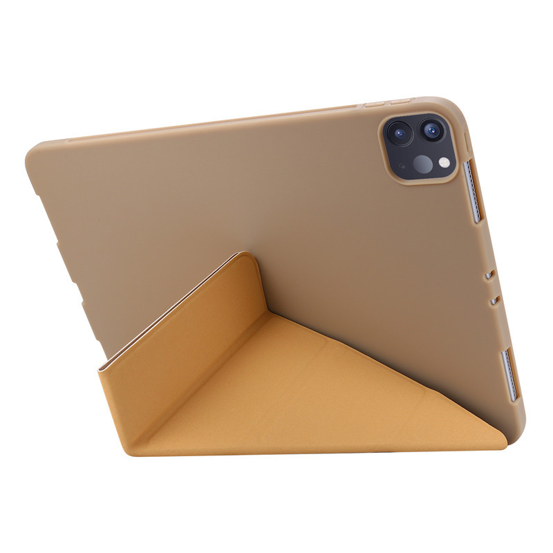 Leather Back Cover 11 Pro Soft PU Case Case For iPad Cover Protective 2020 Smart Case