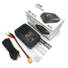SKYRC e430 zabawka do utrzymywania równowagi z ładowarką 2 4 ogniwa lipo akumulator zasilający 30W 1A/2A/3A 100 240V AC ładowanie baterii oryginał