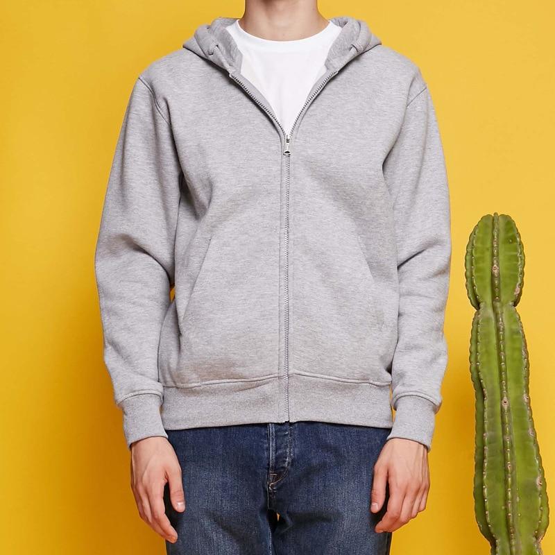 MRMT 2020 Brand Mens Pure Color Hoodies Sweatshirts Men Zipper Hoody For Male Clothing Casual Man Hoodie Sweatshirt