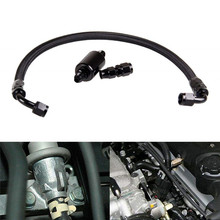Для Honda Civic Integra B/D серии заправленные Топливопровод AN6 фильтр EG EK DC2 CRX EF Топливопровод установка Топливопровод соединения и шланг