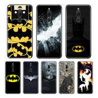 Batman Avengers TPU Soft Silicone Case for Meizu M6T 16 16th 16s 16Xs 6X Snapdragon 845 Snapdragon 710 Fundas Capa Phone Shell