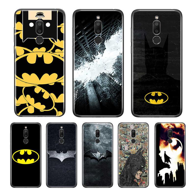 Batman Avengers TPU Soft Silicone Case for Meizu M6T 16 16th 16s 16Xs 6X Snapdragon 845 Snapdragon 710 Fundas Capa Phone Shell
