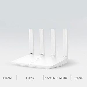 Image 4 - Huawei 社のルータ WS5102 2.4 グラム & 5 グラム 1167 150mbps の無線 Lan エクステンダー無線ルータ無線 Lan リピータエクステンダー Wi Fi アンプ 11ac 2*2 & 11n 2*2