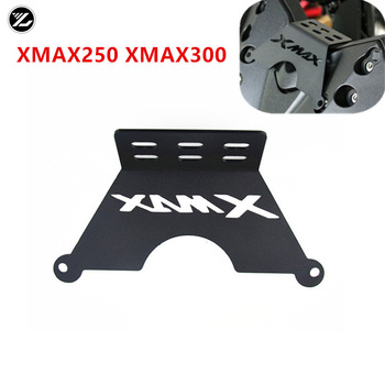 цена на For Yamaha XMAX Phone Holder XMAX250 XMAX300 XMAX 250 300 Stand Holder Smartphone Phone Holder Stand GPS Navigator Plate Bracket