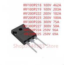 IRF100P218 IRF100P219 IRF200P222 IRF200P223 IRF300P226 IRF300P227 IRF250P224 IRF250P225 TO 247 5 pièces/lot