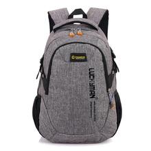 Canvas School Bags Backpack Kids Orthopedic Men Backpacks Children Sch