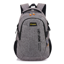Canvas School Bags Backpack Kids Orthopedic Men Backpacks Children Schoolbags Fo