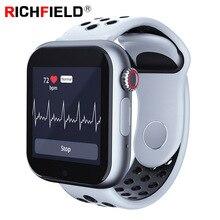 цена на Z6S Kids Smart Watch Men Women SIM Card Heart Rate Watch Bluetooth Clock Phone Watch Sleep Monitor Fitness Bracelet Smartwatch