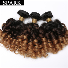 Brazilian Loose Bouncy Curly Hair Bundle