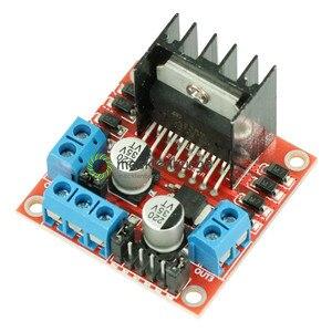 Image 3 - New Avoidance tracking Motor Smart Robot Car Chassis Kit Speed Encoder Battery Box 2WD Ultrasonic module For Arduino kit
