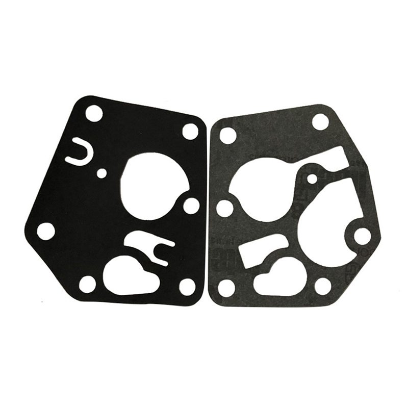 GTBL 2Pcs Carburetor Diaphragm Gasket Kit For: 495770 795083 Carburetor