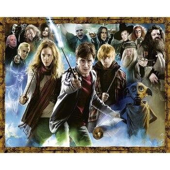 Broderie Diamant Harry PotterEn Bande