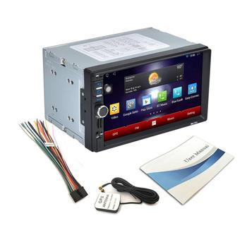 "Professional 7"" 1024*600 HD Universal Car Radio Quad Core Head Unit Car GPS Navigation RK-7721 For Android 4.4.4"