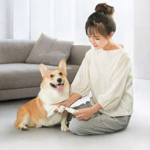 Image 2 - YouPin pawbby cortauñas eléctrico recargable con USB para mascotas, cuidado de mascotas saludable, 2020