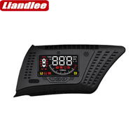 Liandlee Car electronics Head Up Display HUD For Honda Civic 2017 2018 2019 2020 Driving Computer HD Projector Screen Detector
