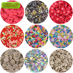 Hot Sale 10g DIY Fruit Slices Decor Additives For Slimes Filler Supplies Charms Clay Accessories Avocado For Nail Art Slimes Toy