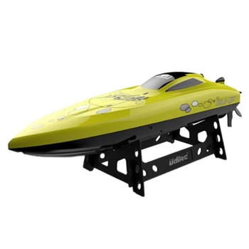2.4G Speedboat RC Boat High Speed Remote Control Boat Double Layer Cover Navigation Model for Children Toys