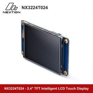 Image 2 - Nextion NX3224T024   2.4 HMI Intelligent LCD TOUCH Display USART TFT LCD MCU TO TTL โมดูลจอแสดงผล