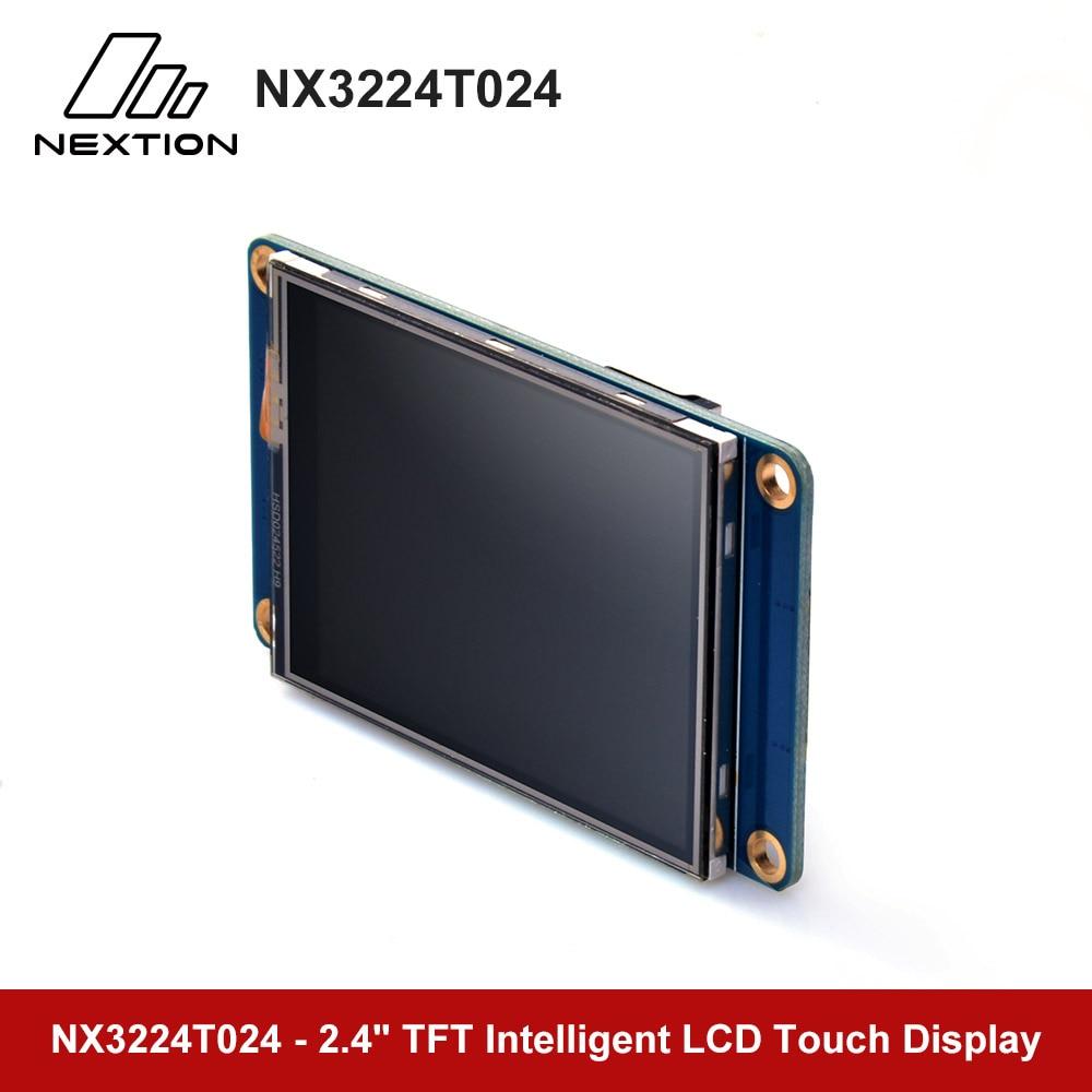 Image 2 - Nextion NX3224T024   2.4 HMI Intelligent LCD Touch Display USART TFT LCD MCU to TTL Module DisplayLED Displays   -