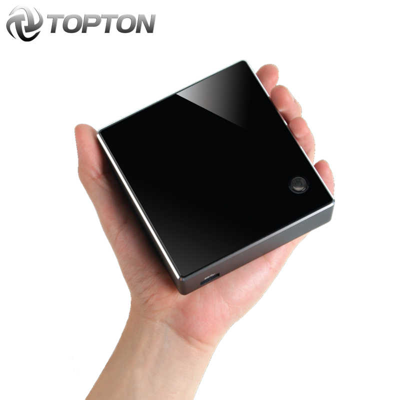 Topton Nuc Mini Pc Finestre 10 Pro Intel Core I5 8250U Quad Core 8 Thread Pc Unità di Sistema di DDR4/ DDR3L Ac Wifi 4K Htpc Hdmi Mini Dp