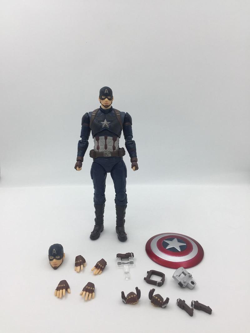 Last SHF 4 Marvel 2