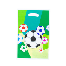 Sports football theme party gift bags creative tote bags