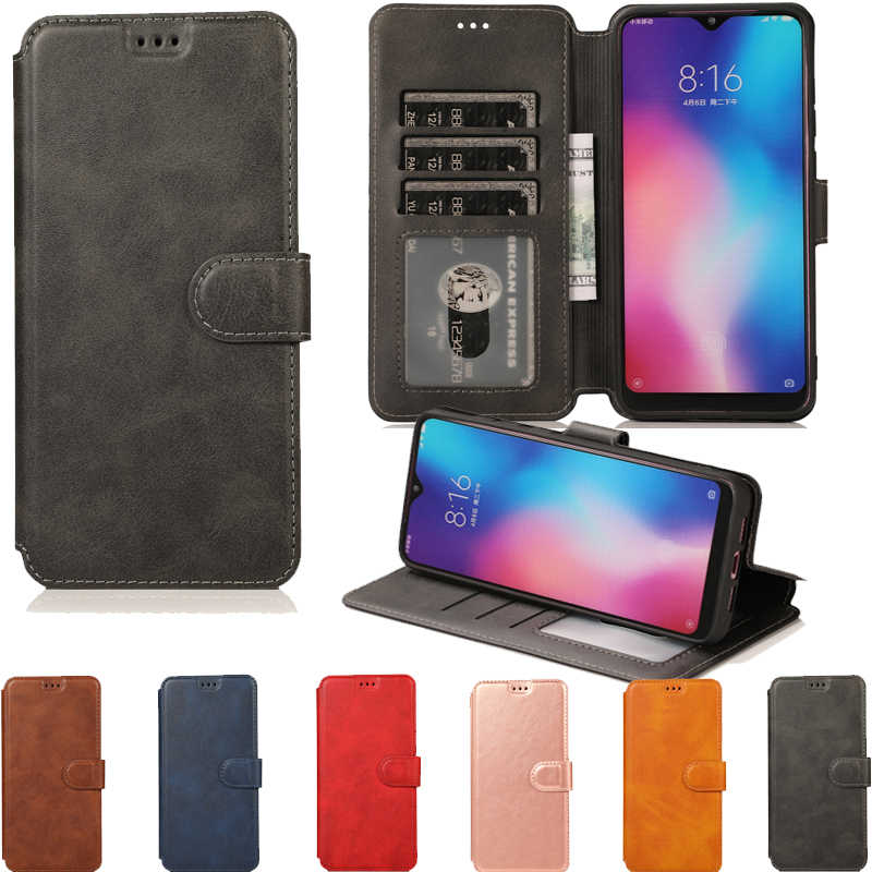 Flip Case For Huawei Mate 10 Lite Cover Luxury Original Vintage Leather Phone Wallet Magnetic Case For Huawei Mate 10 Lite Case